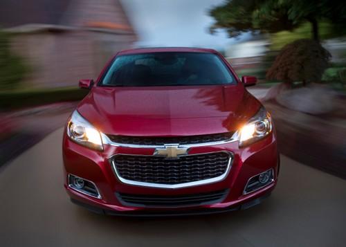 GM,Chevrolet,Chevy,Malibu,design,mpg