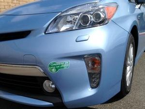 Toyota,Prius,Plug-in,EV,HOV lane