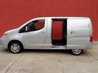 Nissan,NV200,cargo van,mpg,fuel economy