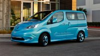 Nissan,NV200,e-NV200,electric truck,electric vehicle,EV