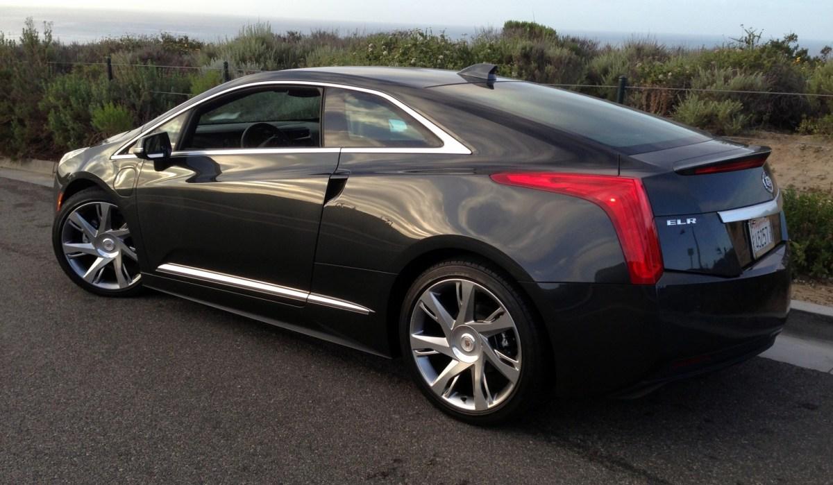 Cadillac,ELR,plug-in hybrid,GM