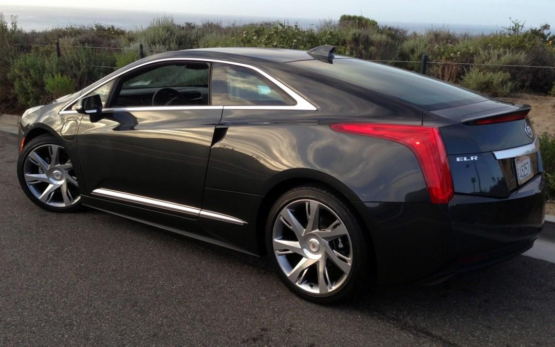 Road Test: 2014 Cadillac ELR