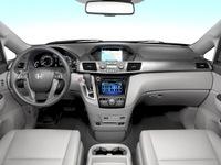 2014,Honda,Odyssey, dash