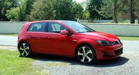 2015 VW, volkswagen,Golf GTI