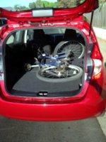 2014,Nissan,Versa Note,cargo capacity