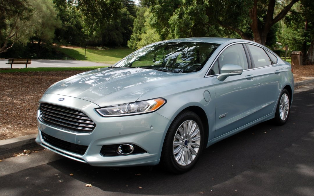 Road Test: 2014 Ford Fusion Energi