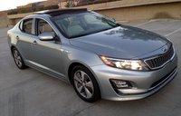 2014,Kia,Optima,Hybrid,styling,fuel economy