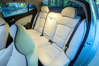 2014,Kia,Optima,Hybrid,interior,rear seats
