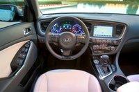 2014,Kia,Optima,Hybrid,dash