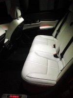 2015 Kia K900, rear seat legroom