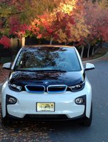 2014,BMW,i3,electric car,EV