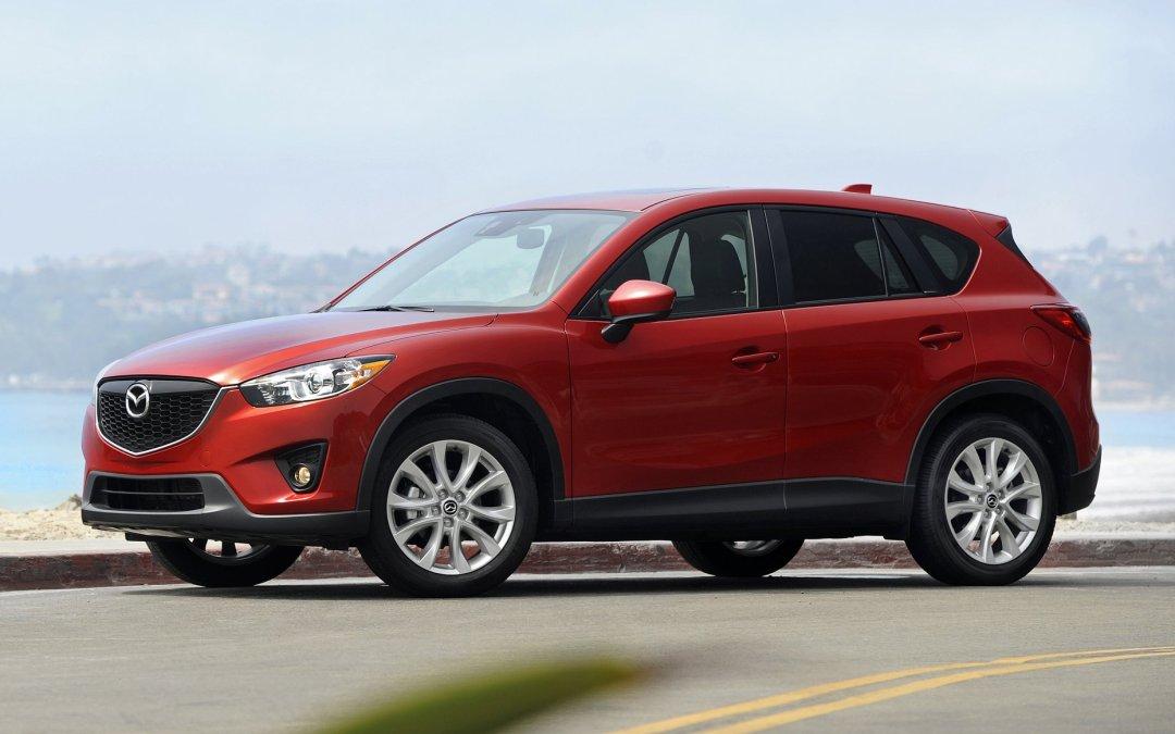 Road Test: 2015 Mazda CX-5