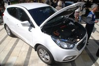 Hyundai,Tucson,FCEV,fuel cell,electric car