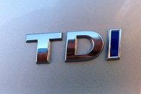 2015 VW,Jetta TDI, badge