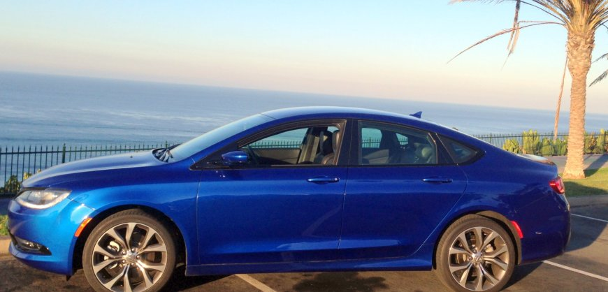2015 Chrysler, 200S