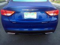 2015 Chrysler,200S,styling,road test