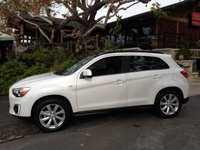 2015 Mitsubishi, Outlander Sport,mpg,fuel economy