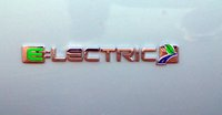2014 Ford, Focus,electric, badge