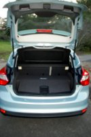 2014 Ford, Focus Electric, cargo space