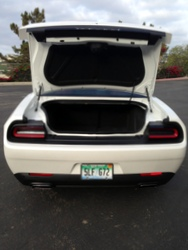 2015 Dodge,Challenger,trunk