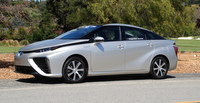 2016,Toyota Mirai,fuel cell,electric