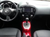 2015 Nissan, Juke SL, interior styling