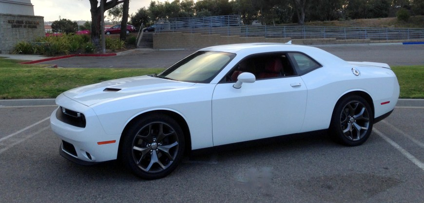 2015,Dodge,Challenger, SXT,fuel economy