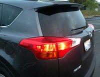 2015, Toyota RAV4,styling, spoiler