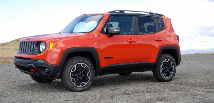 2015 Jeep, Renegade Trailhawk, mpg, fuel economy