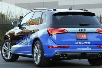 delph,audi,automated car,self-driving car