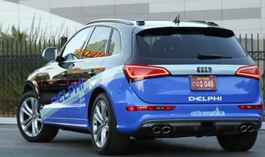 delph,audi,automated car,self-driving car