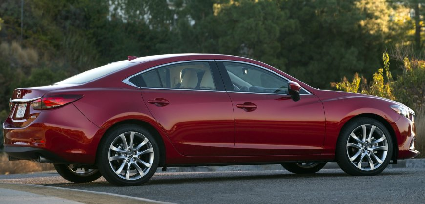 2015,Mazda6,midsize sedan,mpg,fuel economy