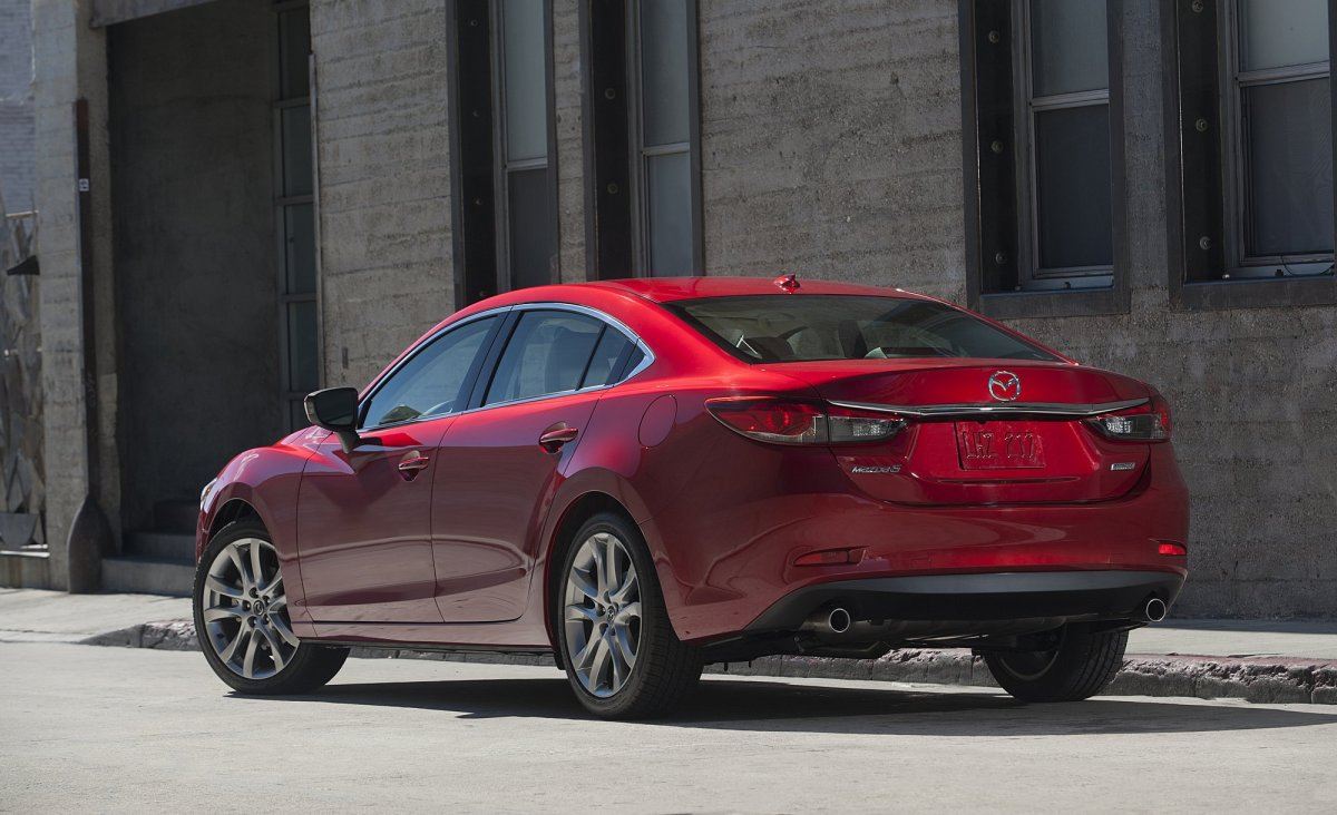 2-15 Mazda6,fuel economy,mpg