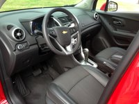 2015 Chevy,Chevrolet Trax,interior