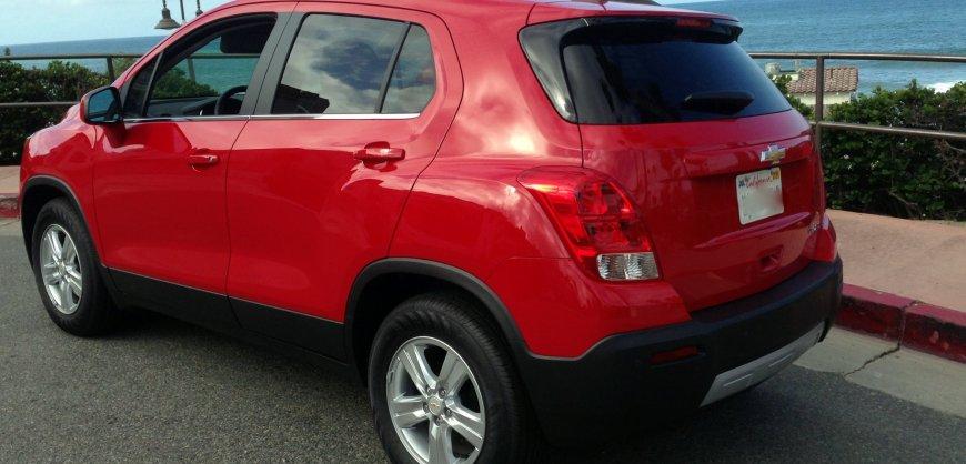 2015 Chevrolet,Chevy Trax