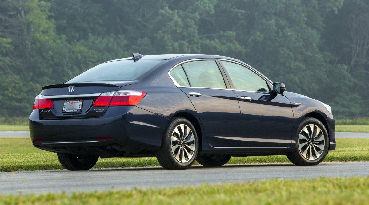 2015 Honda,Accord Hybrid, mpg,fuel economy