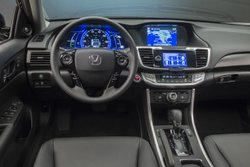 2015 Honda, Accord Hybrid,interior