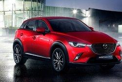 2016 Mazda,CX-3 SUV