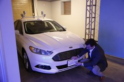 Ford, smart,mobility,Mark Fields,autonomous car