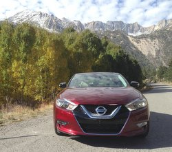 2016,Nissan Maxima,mpg,fuel economy,styling,design
