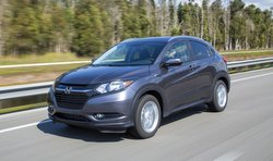 2016,Honda,HR-V,AWD,crossover,mpg,fuel economy