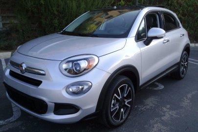 2016,Fiat,500X,mpg,fuel economy