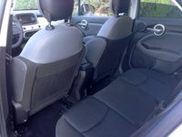 2016 Fiat,500X, interior