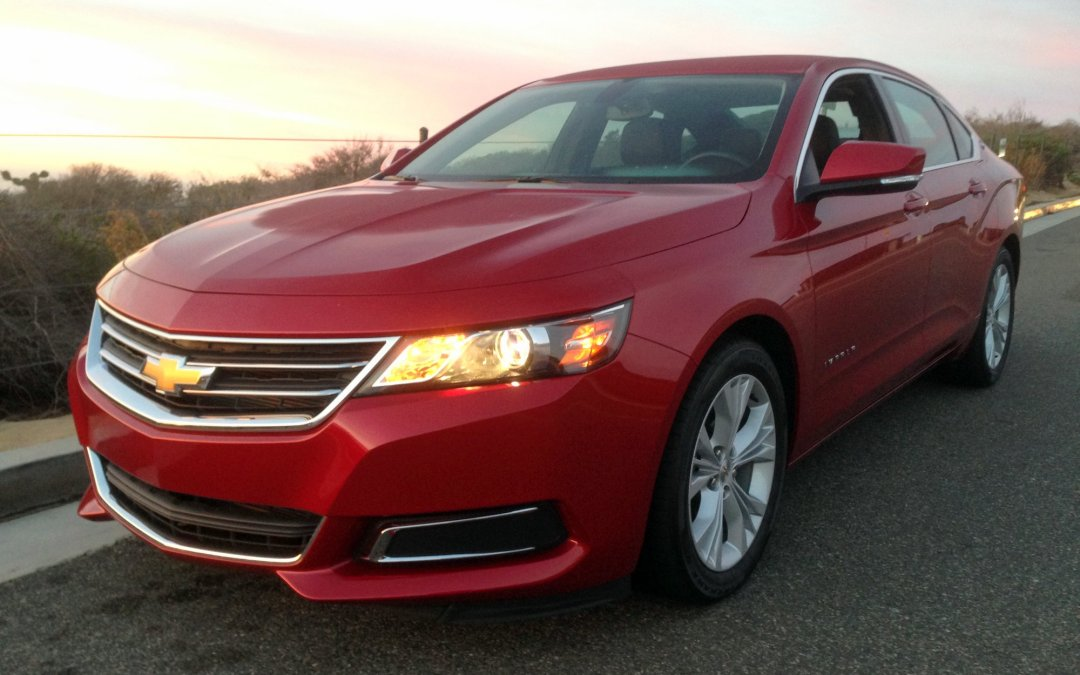 Road Test: 2016 Chevrolet Impala Bi-Fuel