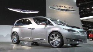 Chrysler,minivan,2012 concept,700C