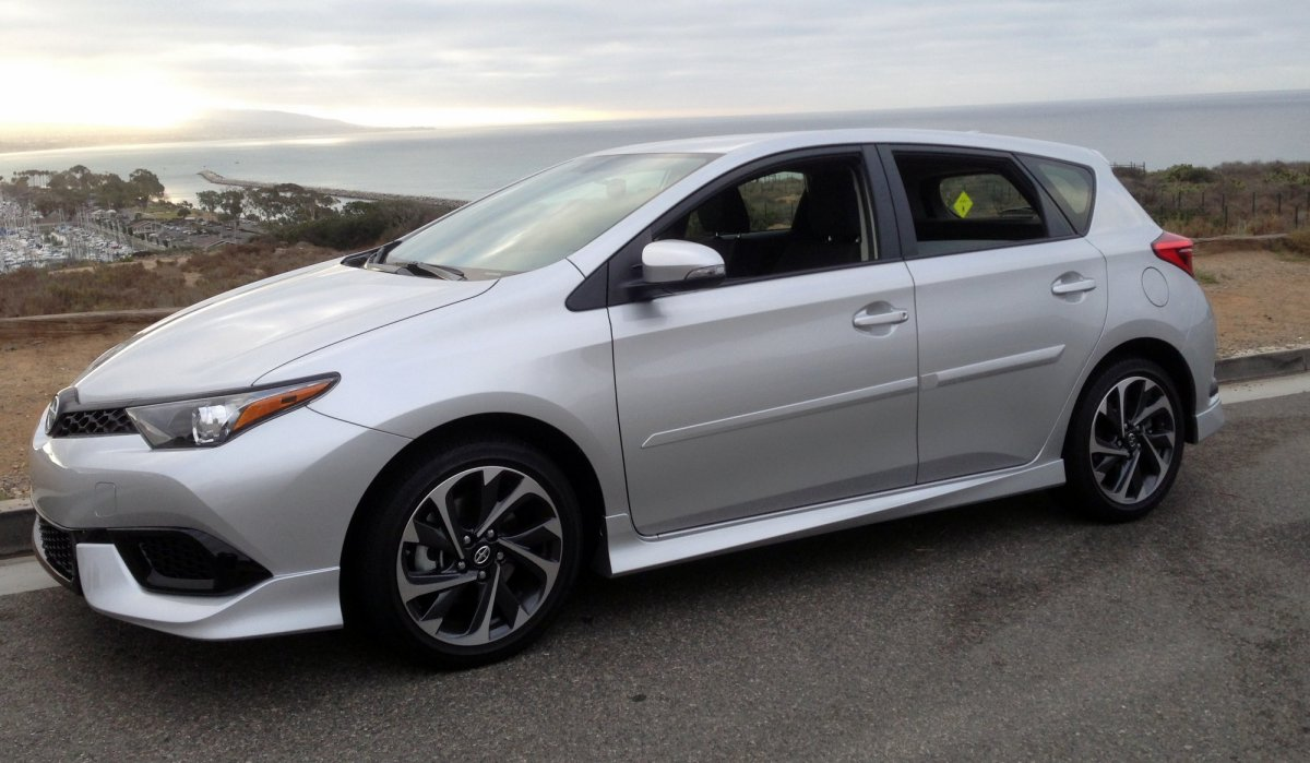 2015 Scion,iM,commuter,fuel economy