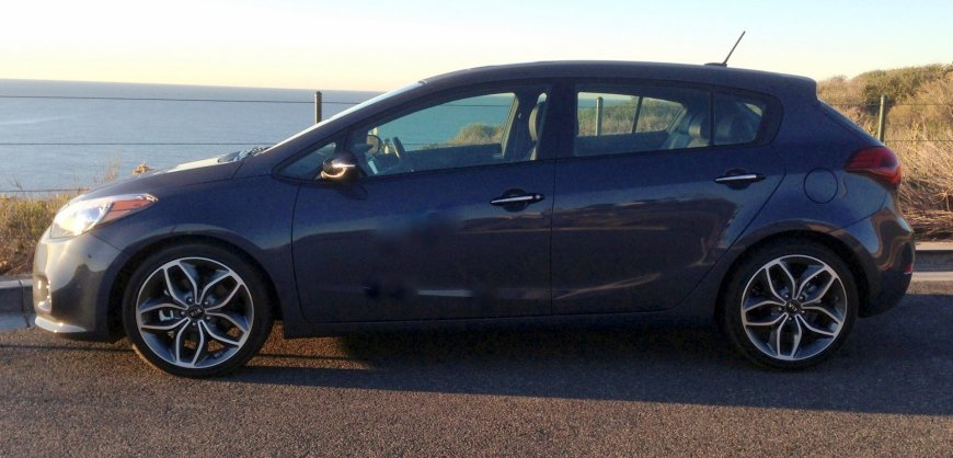 2016 Kia Forte5,fuel economy