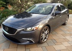 2016 Mazda6, styling,kodo,design,mpg