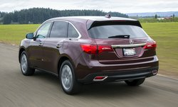 2016,Acura MDX,AWD,mpg