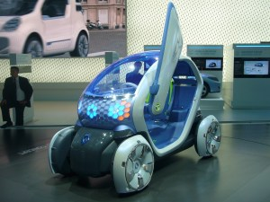 Renault, Twizy,EV,NEV,electric car